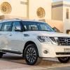 Дебют обновленного внедорожника Nissan Patrol 2014 в Дубае