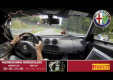 Полноэкранное видео о круге Alfa Romeo 4C в Нюрбургринге за 8:04