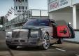 Фото Rolls-Royce Phantom Bespoke Chicane Coupe 2014