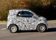 Первые шпионские фото производственной версии Smart ForTwo 2015