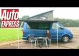 Тест «дома на колесах» VW California