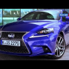 Видео тест-драйв Lexus IS 2014 от АвтоВести