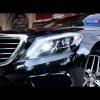 Видео тест-драйв Mercedes-Benz S-класс W222 2014 от АвтоВести