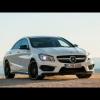 Видео тест-драйв Mercedes CLA 45 AMG