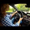 Видео тест драйв Merсedes-Benz A класса в программе Москва рулит