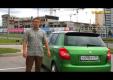 Видео тест-драйв Skoda Fabia RS от Бибика