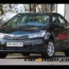 Видео тест драйв Toyota Corolla 2013 (Тойота Королла)