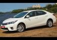 Видео тест-драйв и обзор Toyota Corolla 2013