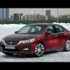 Видео тест драйв — новая Honda Accord 2013