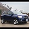 Видео тест драйв нового Chevrolet Tracker