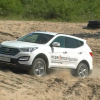 Видео тест драйв нового HYUNDAI Santa Fe 3