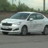 Видео тест драйв седана CITROEN С4 2013 года