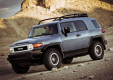 Фото Toyota FJ Cruiser Trail Teams Ultimate 2014