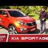 Украинский видео тест-драйв нового KIA Sportage 3