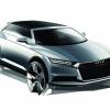 Миниатюрный кроссовер Audi Q1 будет оснащен 10-ступенчатой роботизированной коробкой передач.