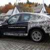 Спортивный кроссовер BMW X4 продолжает снимать камуфляж