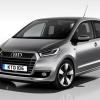 В 2015 году на рынок выйдет субкомпактная Audi A0