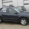 Прототип пикапа Dacia (Renault) Duster замечен в Румынии