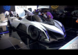 Devel Sixteen — 5000 л.с., до 100 км/ч в 1,8 секунды и максимум в 560 км/ч
