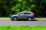 Honda CRV 1.6 Diesel Driven достигает расхода 3.6 литра на 100км