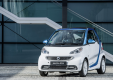 Smart ForTwo c электроприводом дебютирует на автошоу в Гуанчжоу