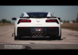 Хеннесси тюнинговал новый базовый Corvette HPE500