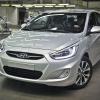 Hyundai обновил свой самый популярный автомобиль Solaris