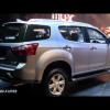 Isuzu выпускает новые MU-X внедорожники с помощью GM
