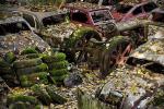 Кладбища автомобилей — Фотографии