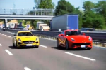 Ведущие Top Gear Кларксон и Хаммонд оштрафованы за превышение скорости во Франции