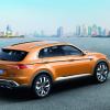 VW покажет неизменный концепт купе CrossBlue на автошоу в Лос-Анджелесе