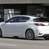 Lexus предлагает хетчбэк CT 200h без турбодвигателя