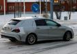 Mercedes тестирует CLA Shooting Brake в Швеции