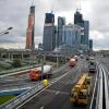 Москва-Сити соединится с МКАД платной дорогой