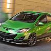 Новая Mazda2 ориентирована на женскую аудиторию