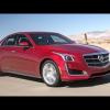 Новый Cadillac CTS является автомобилем года 2013 по версии MotorTrend