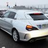 Новый Mercedes-Benz CLA Shooting brake замечен на дороге