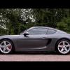 Обзор Porsche Cayman S