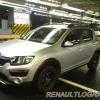 Фотошпионы опубликовали российские Renault Sandero и Logan