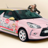 Citroen и Benefit Cosmetics построят розовый DS3 для девушек