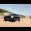 Салон Porsche Macan попал в кадр