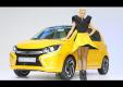 В Таиланде представили концепт будущего ситикара Suzuki A:Wind
