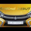 Suzuki A. Концепт кары дебютирует в Таиланде