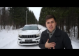 Тест-драйв Jeep Grand Cherokee SRT 2014 Anton Avtoman