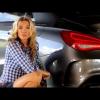 Видео тест-драйв Mercedes-Benz CLA в программе Москва рулит