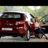 Видео тест-драйв нового Seat Leon в программе Москва рулит