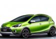 Toyota опубликовала изображения нового концепта Aqua Cross на базе хетчбэка Prius