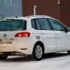 Шпионы сфотографировали Volkswagen Golf Sportsvan во время тестирования