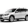 Subaru представит концепт нового большого кроссовера