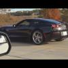 2014 Corvette Stingray Z51 против 2014 Ford Mustang GT500